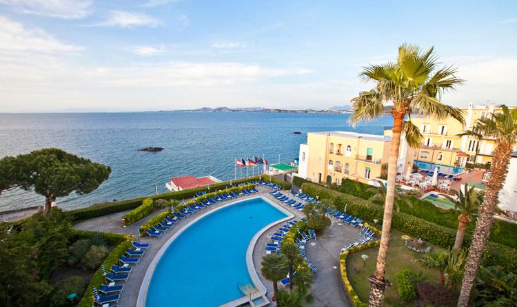 Hotel terme alexander ischia porto for Piscine ore sole